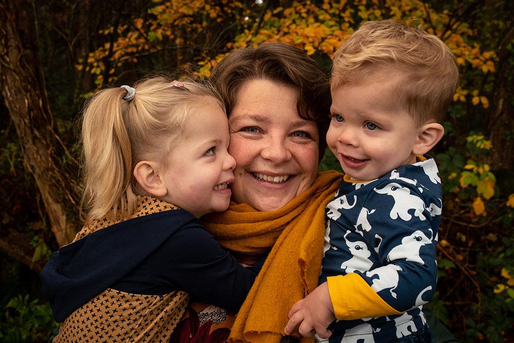 mini-sessie gezinsfotografie