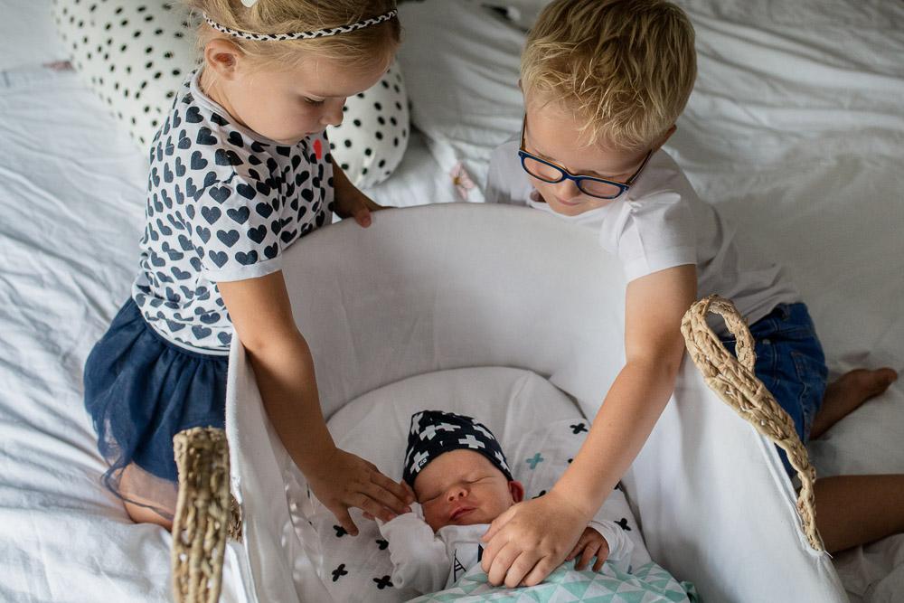 Newborn fotograaf groningen