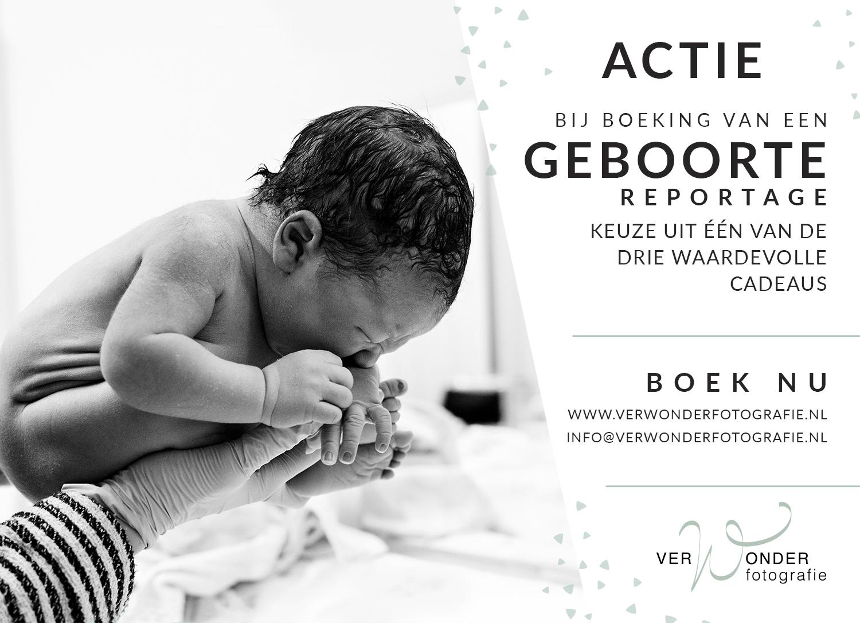 actie geboortefotografie groningen