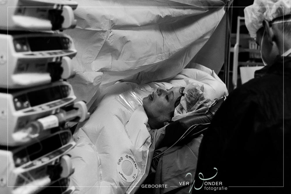 sectio Martini Ziekenhuis geboortefotograaf