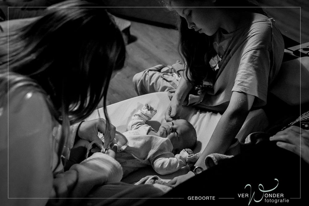 geboortefotografie grote gezinnen