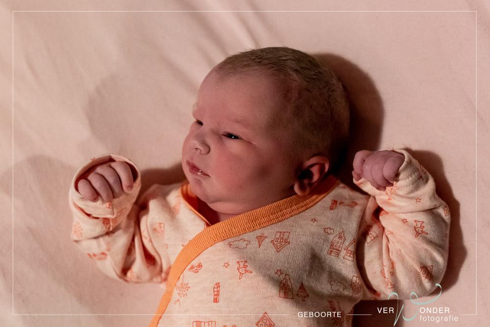 geboorte foto's