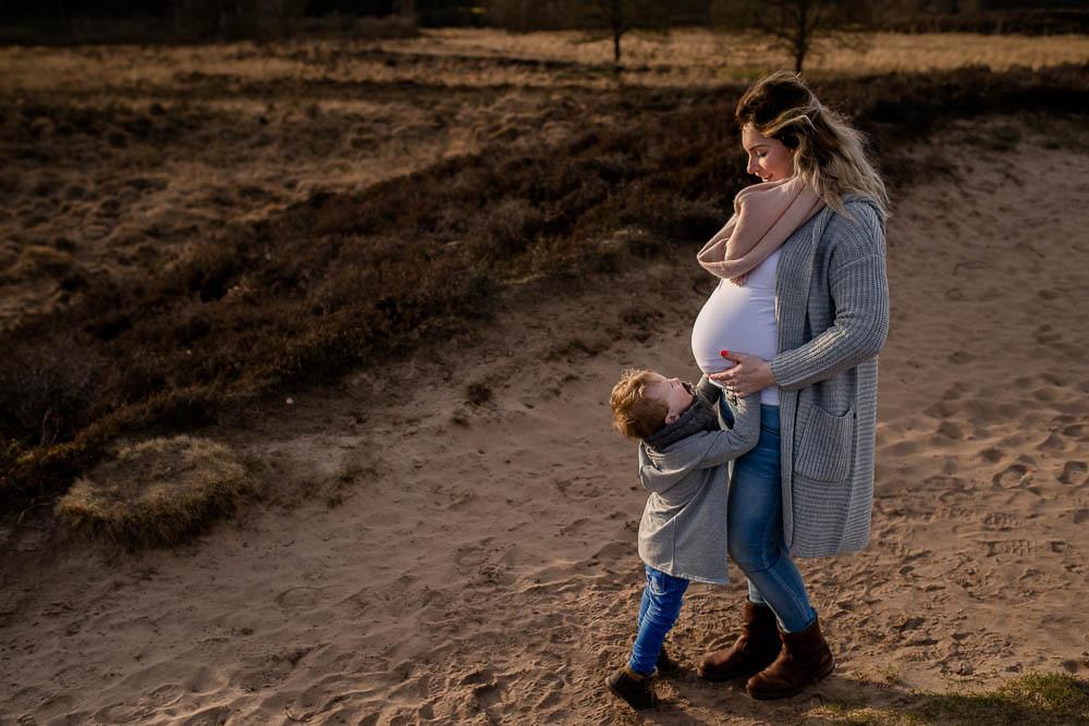 zwangerschaps fotoshoot groningen