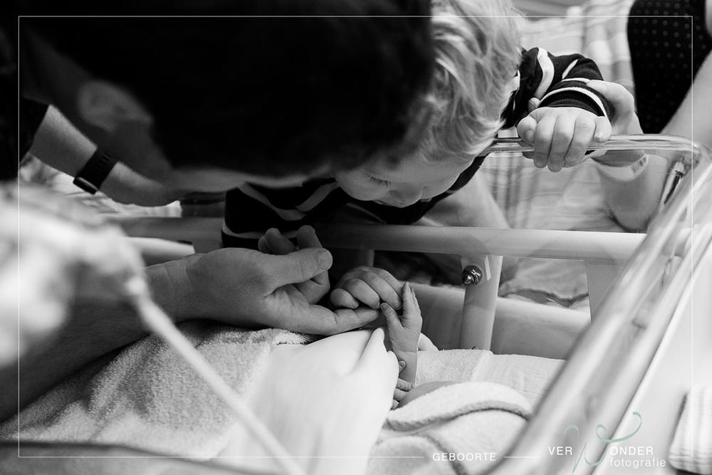 geboortefotograaf tjongerschans