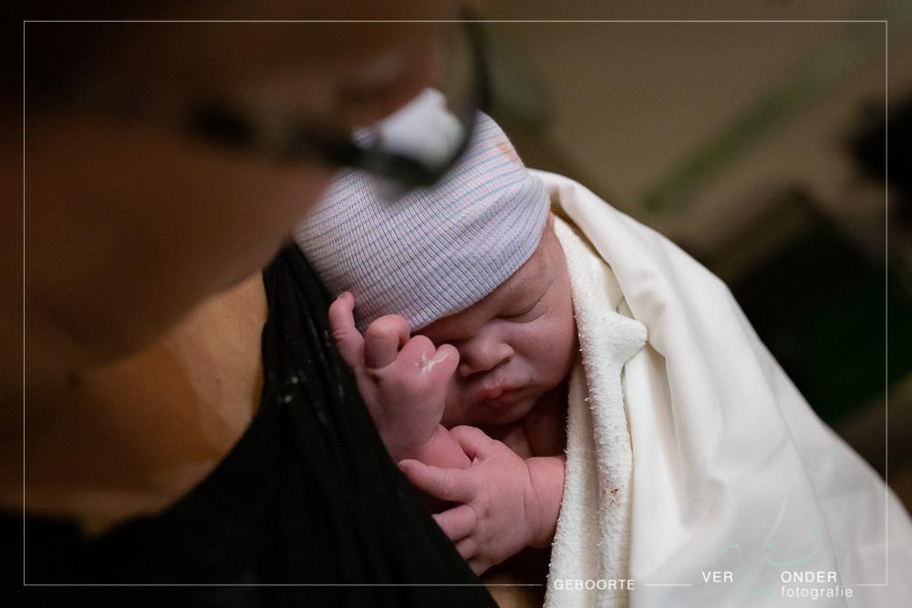 geboorte jongetje in het umcg