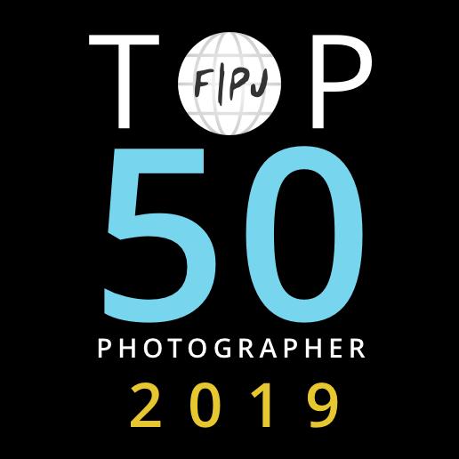 top 50 internationale professionele fotografen