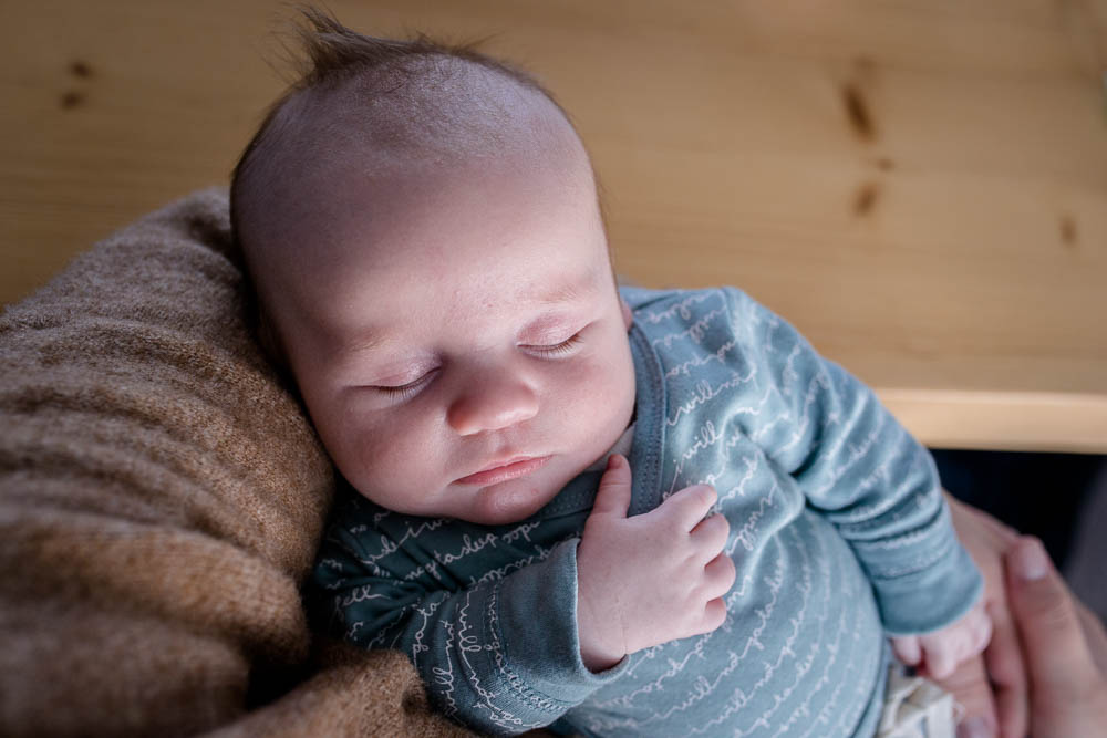 Newborn fotoshoot friesland