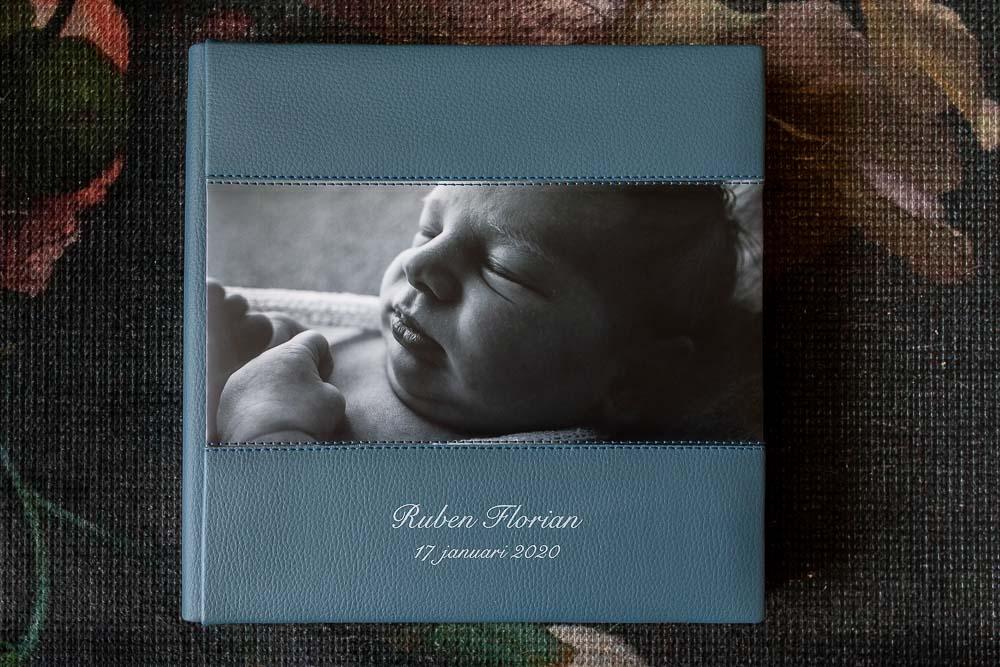 geboorte fotoalbum