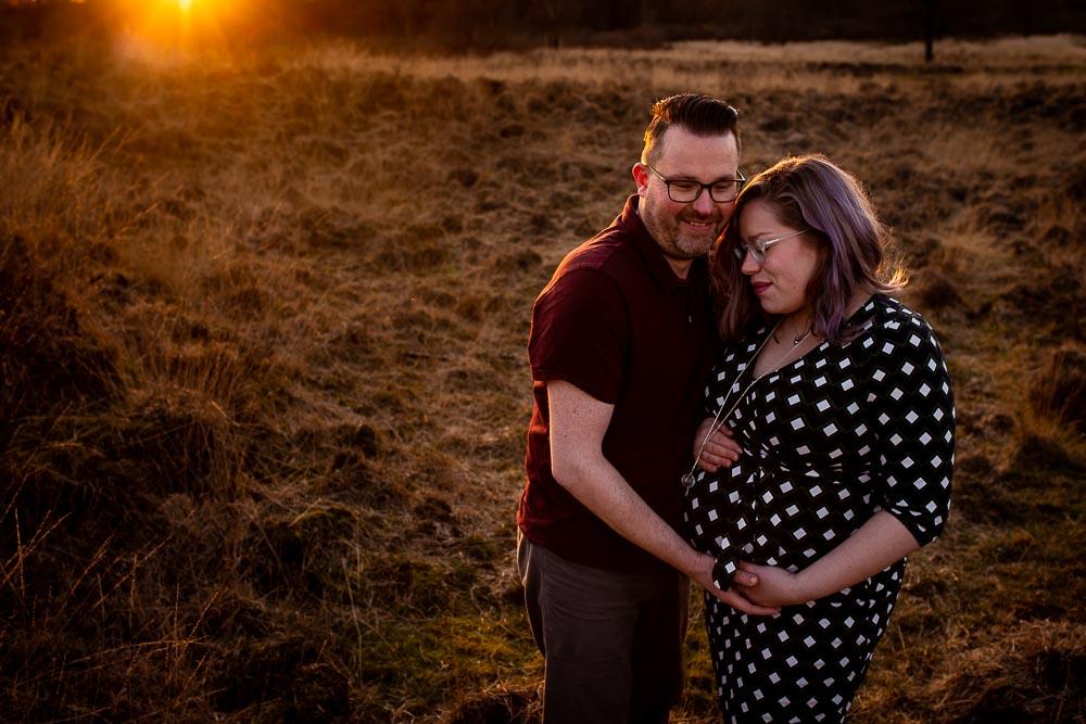 zwangerschapsfotograaf Drenthe